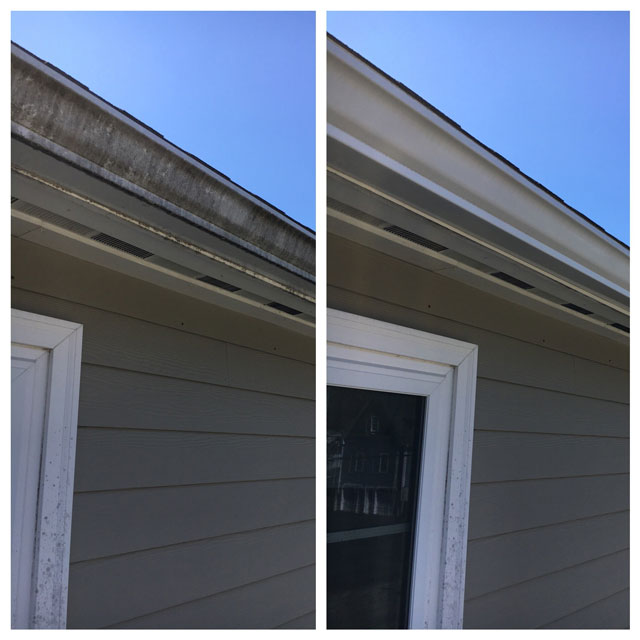 Residential Gutter Cleaning - Wakefield MA, Melrose ...